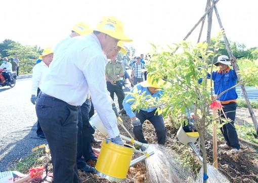 Phát huy tiêu chí môi trường trong giai đoạn mới