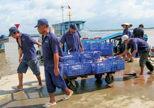 Phát triển hơn 289ha vùng nuôi thủy sản chất lượng