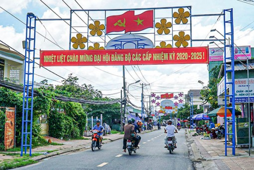 Ðảng bộ quận Bình Thủy sẵn sàng tổ chức đại hội