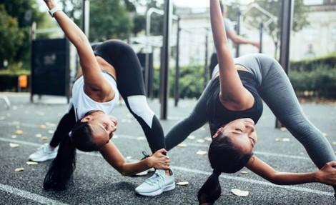 Cơ bắp khỏe mạnh giúp nâng cao  hệ miễn dịch