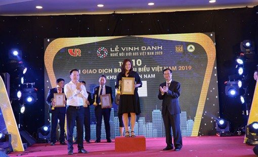 Vinh danh SC HOLDING - Top 10 sàn giao dịch bất động sản tiêu biểu Việt Nam năm 2019 (khu vực miền Nam)