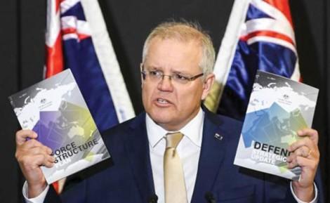 Úc tập trung vào Ấn Ðộ Dương - Thái Bình Dương