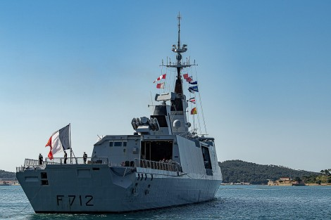 NATO khó xử vì căng thẳng Pháp - Thổ