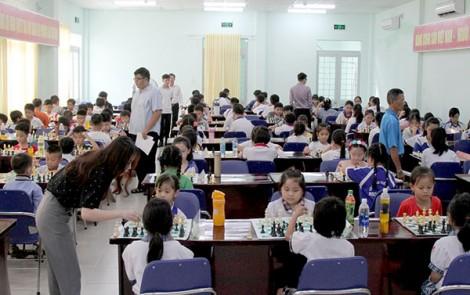 Những cuộc tranh tài sôi nổi của học sinh