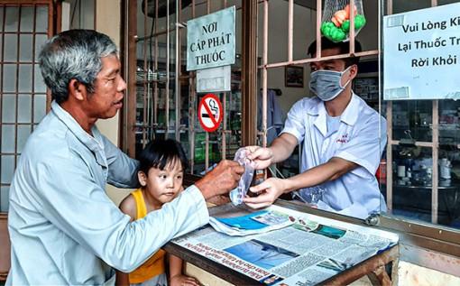 Y tế thành phố <br>Nỗ lực vươn tầm cao mới