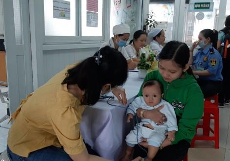 Trẻ mắc bệnh tim bẩm sinh được hỗ trợ toàn bộ chi phí phẫu thuật