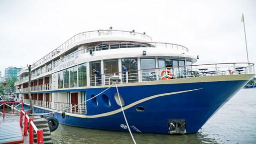 Khám phá du thuyền 4 sao Victoria Mekong