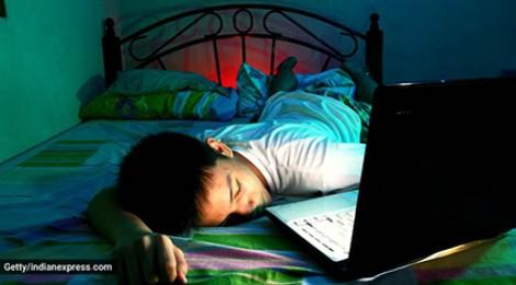 Thanh thiếu niên thức khuya dễ bị hen suyễn, dị ứng
