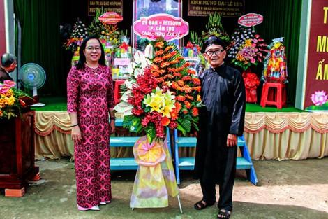 Tổ chức Ðại lễ kỷ niệm 81 năm Ngày Khai đạo Phật giáo Hòa Hảo