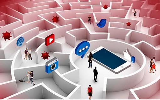 """6 cách """"tự vệ"""" trên mạng xã hội"""
