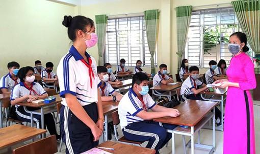 Tuyển hơn 12.100 học sinh vào lớp 10 các trường THPT