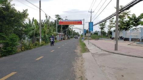 Đầu tư xây dựng giao thông nông thôn góp phần đảm bảo an toàn giao thông