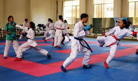 Karatedo Cần Thơ quyết bảo vệ vị thế