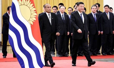 """Nam Thái Bình Dương """"sập bẫy nợ"""" Trung Quốc"""