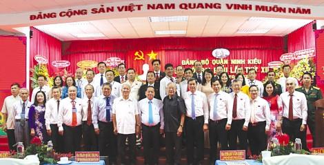 Xây dựng quận Ninh Kiều trở thành đô thị văn minh, hiện đại ở khu vực ĐBSCL