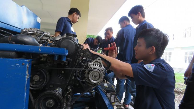 Cơ hội cho học sinh tốt nghiệp THCS