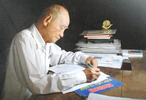 Người trọn lòng với văn hóa,  báo chí Cần Thơ-Hậu Giang