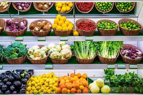 Ăn nhiều rau củ quả có thể giảm nguy cơ mắc tiểu đường tuýp 2