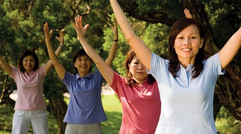 Chú tâm đến sức khỏe nhiều hơn  khi bước vào giai đoạn mãn kinh