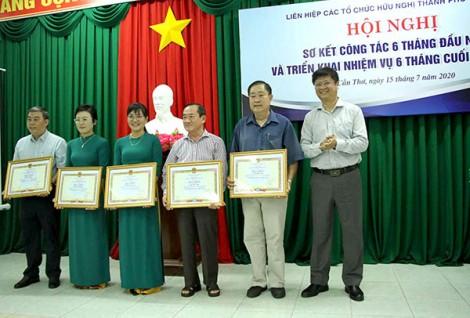 Tăng cường, mở rộng các hoạt động đối ngoại nhân dân