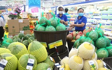 Người tiêu dùng ủng hộ trái cây trong nước