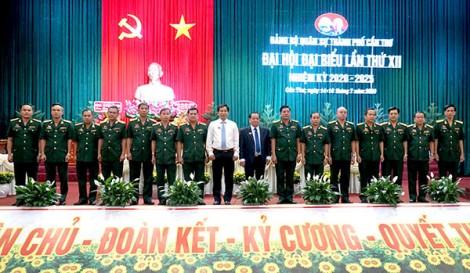 Cụ thể hóa, tổ chức thực hiện Nghị quyết Ðại hội Ðảng bộ Quân sự thành phố đạt kết quả cao nhất
