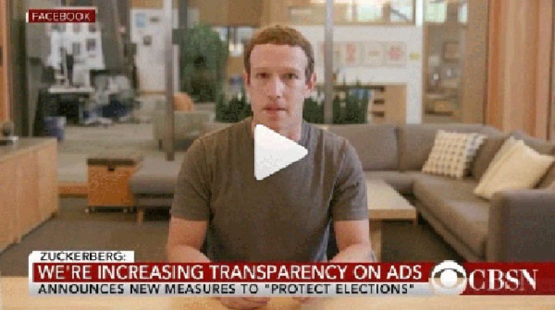 Video giả mạo trên Facebook vẫn là mối nguy chưa được giải quyết