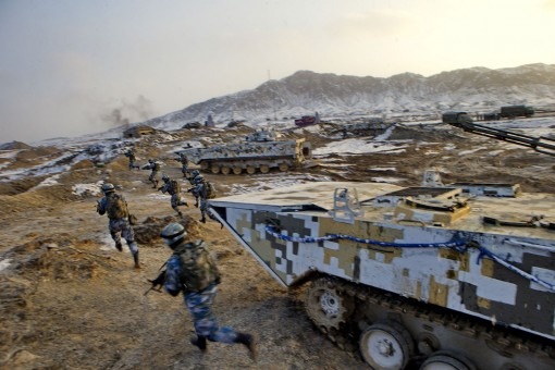 Tham vọng của lực lượng đổ bộ Trung Quốc