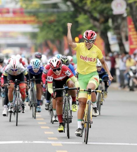 Nguyễn Thị Thật nỗ lực cho tấm vé Olympic