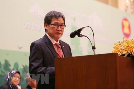 Vietnam actively contributes to ASEAN's integration, community building process