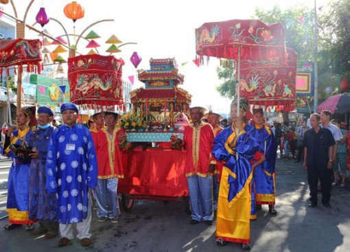 Nhiều hoạt động văn hóa tại lễ giỗ lần thứ 200 ông bà Đỗ Công Tường