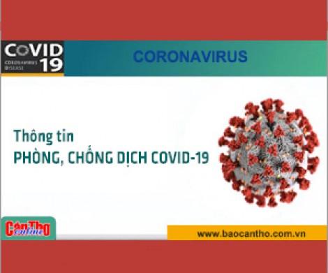Nếu mắc COVID-19, thí sinh dự kỳ thi THPT Quốc gia như thế nào?