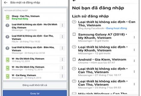 Những việc cần làm khi tài khoản Facebook bị mất hay đột nhập
