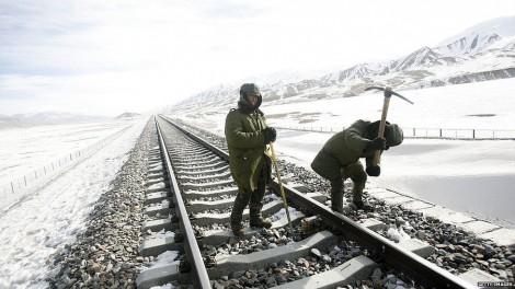 Ấn, Trung chạy đua xây dựng dọc biên giới tranh chấp