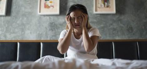 Lý do bất ngờ khiến phụ nữ tuổi mãn kinh mất ngủ