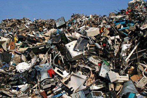 Tái chế rác điện tử thành vật liệu gia cố thép
