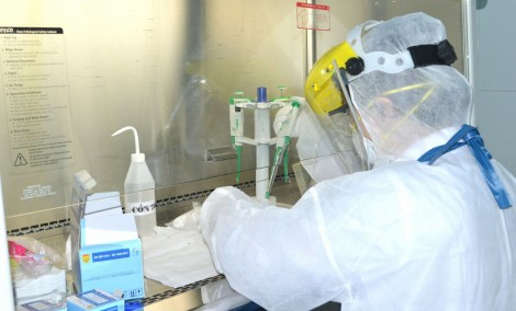 Rà soát, lấy mẫu người tiếp xúc gần bệnh nhân 470