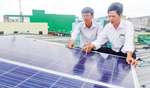 Phát triển năng lượng  bền vững, đảm bảo mục tiêu tăng trưởng kinh tế