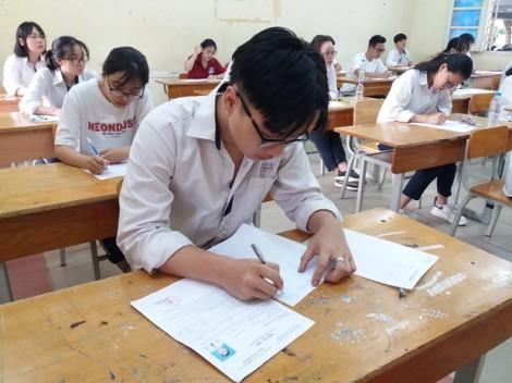 Bộ Giáo dục chính thức chốt phương án thi Tốt nghiệp THPT