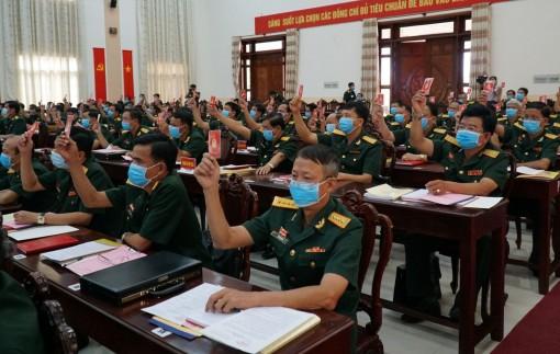 Khai mạc Đại hội Đại biểu Đảng bộ Quân khu 9 lần thứ X