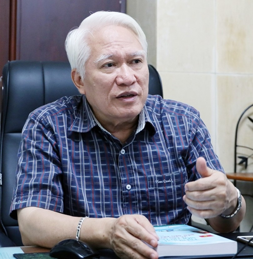 Bài 7: PGS, TS Nguyễn Chu Hồi: Phát triển mạng lưới đô thị biển để Việt Nam không mãi