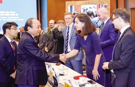 """EVFTA như """"tuyến đường cao tốc lớn""""  nối gần EU với Việt Nam"""