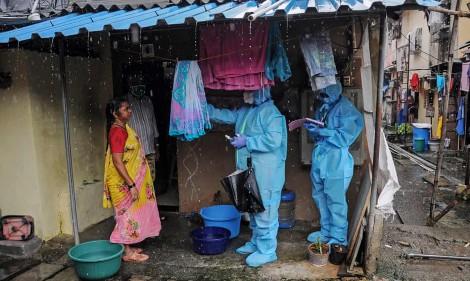 Giàu - nghèo ở Ấn Độ thời đại dịch