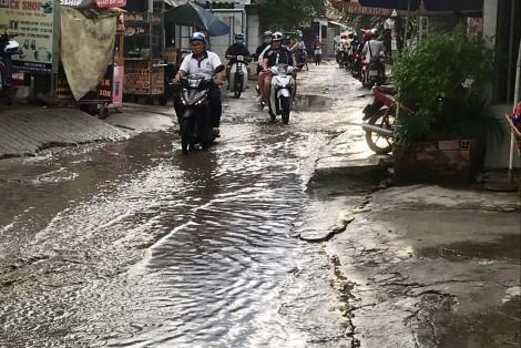 Triển khai cải tạo nâng cấp hẻm liên tổ 12-20 phường An Khánh