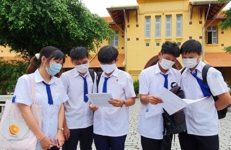 Kỳ thi tốt nghiệp THPT năm 2020  tại TP Cần Thơ kết thúc an toàn