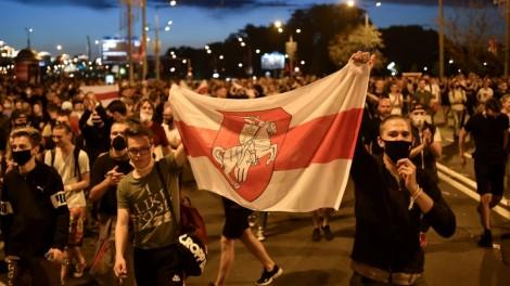 Belarus bất ổn sau bầu cử