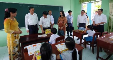 Chuẩn bị các điều kiện thực hiện Chương trình Giáo dục phổ thông mới