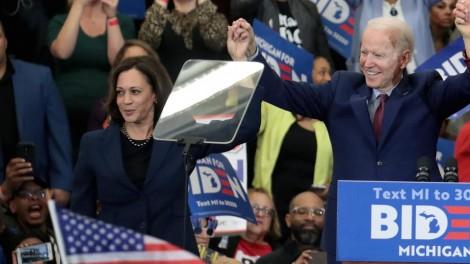 Ông Biden chọn nghị sĩ da màu đứng liên danh