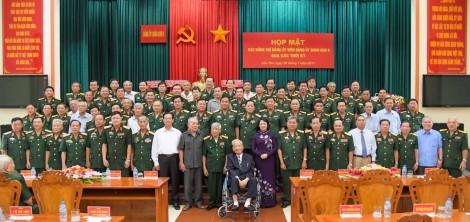 Đồng chí Lê Khả Phiêu những năm tháng công tác ở Quân khu 9