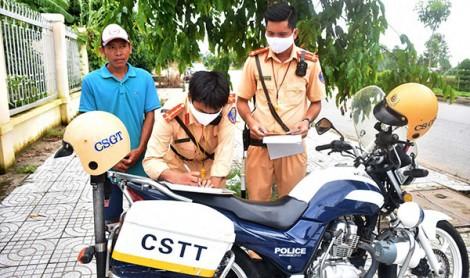 Huy động lực lượng, triển khai đồng bộ các giải pháp đảm bảo an toàn giao thông